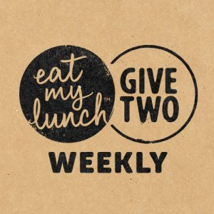 Give Two™ Weekly